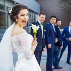 Wedding photographer Vladimir Berlizev (Berlizev). Photo of 31.01.2016