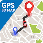 GPS Directions Finder, Voice Navigator Maps Live