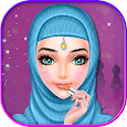 Hijab Beauty Girl Makeover icon