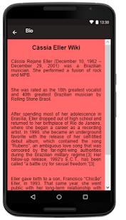 Cássia Eller Songs+Lyrics - náhled