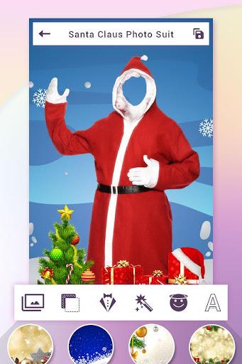 Santa Claus Photo Suite Editor 2018 1.0 screenshots 1