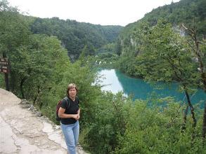 Photo: pohled na dolní jezera
