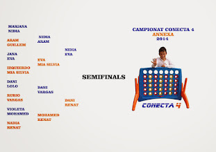 Photo: Semifinals Connecta 4