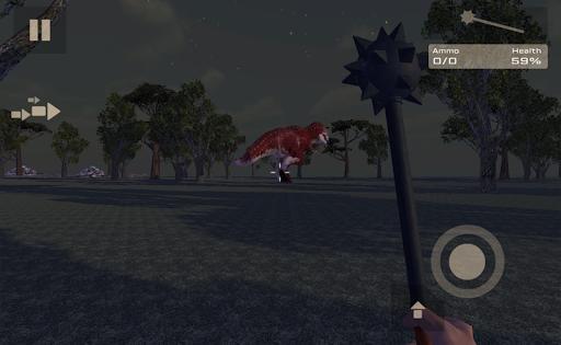 Survival jurassic: park 3d