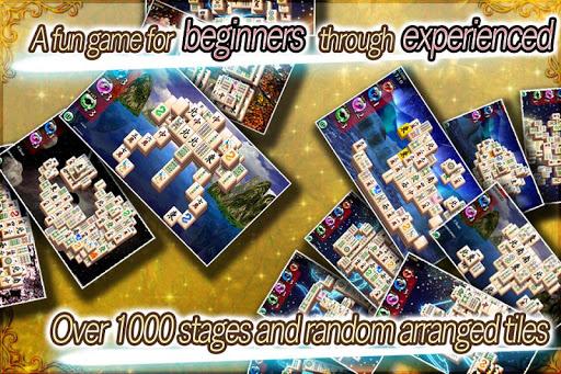 Mahjong Shanghai Freeu3000 apkpoly screenshots 1
