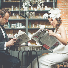 Wedding photographer Michał Zagórny (zagorny). Photo of 13.02.2015