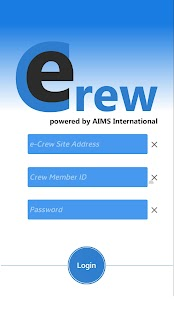 eCrew - náhled