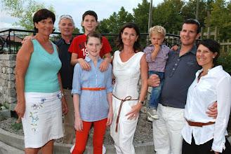 Photo: Famiglia in vacanza