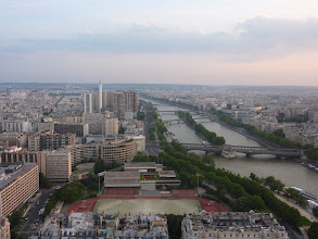 Photo: From the Eiffel Tower