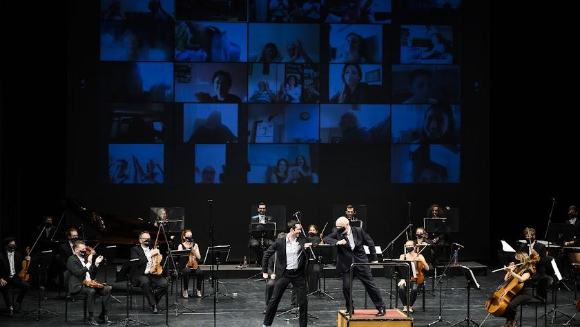 Concierto Lírica Italiana en el mes de junio.