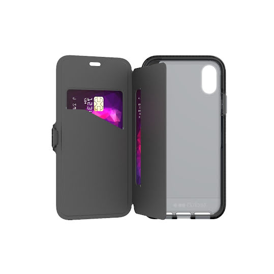 TECH21 evo wallet fodral till Iphone X - CAMOUFLAGE