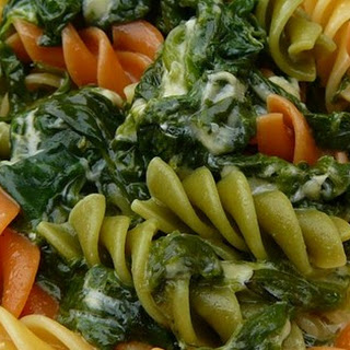 Spinach Alfredo Sauce (Better Than Olive Garden®) Recipe