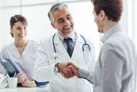 Dokter, ik wil u wat vragen