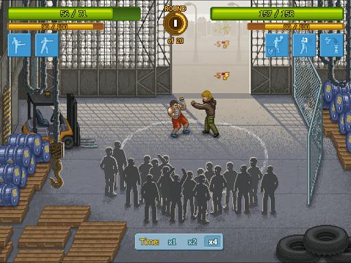 Punch Club: Fights 1.1 Screenshots 6