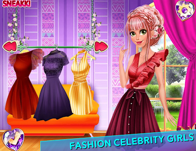 Fashion City – Celebrity Girls 4