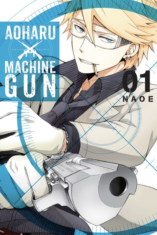 Aoharu X Machinegun (2015) - complete