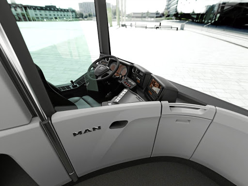 The interior has been extensively revised including the driver's area. Picture: QUICKPIC