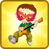 Kids Guitar Fun Musical Hero