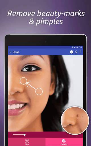 Photo Editor & Perfect Selfie 9.4 screenshots 13