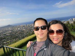 Photo: View form Mount Tantalus