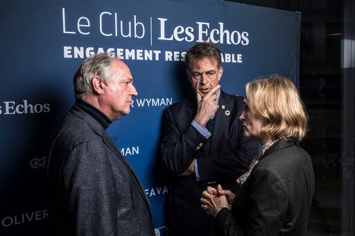 Club Les Echos Engagement Responsable avec Paul Polman