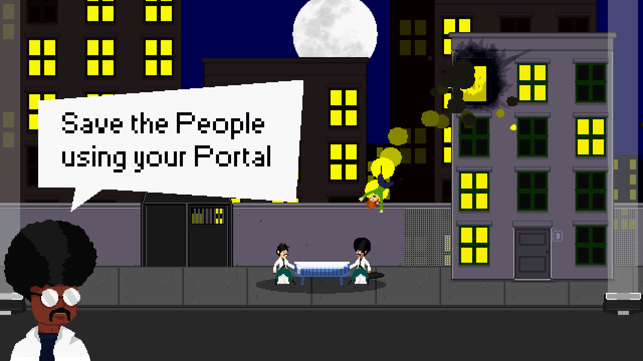 Portal Service- screenshot
