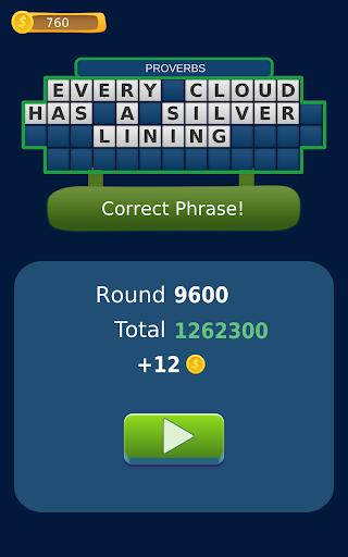 Word Fortune - Wheel of Phrases Quiz 1.17 screenshots 8