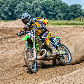 by John LeBlanc - Sports & Fitness Motorsports ( rh mx park, sports )