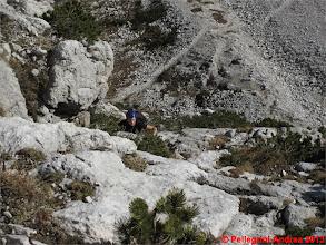 Photo: IMG_4195 Ivan sul primo tiro della Via del Topo