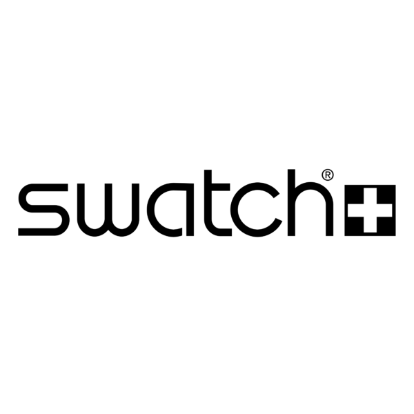Swatch Logo Black Transparent