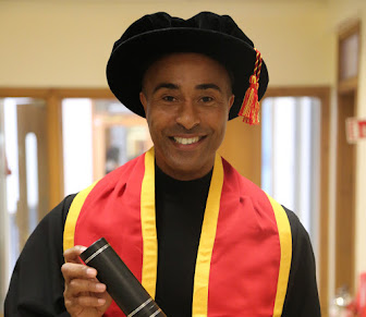 Colin Jackson is new Chancellor.