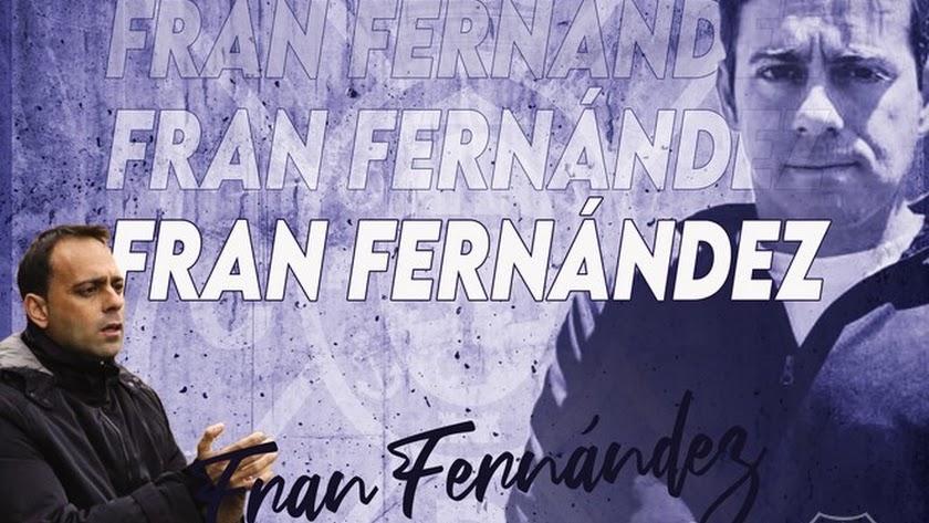 Fran Fernández entrenará al conjunto chicharrero.