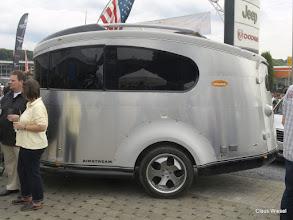 Photo: Cooler Moped Anhänger
