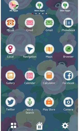 icon&wallpaper-Retro Flowers- 1.0.0 Windows u7528 2