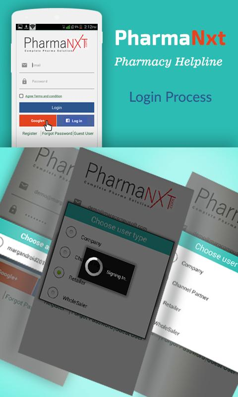 PharmaNxt - Pharmacy Helpline- screenshot