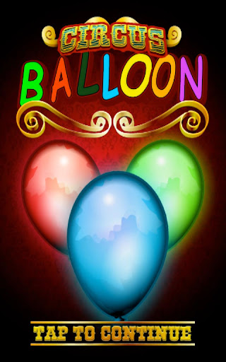 Circus Balloon Challenge Free