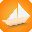 Oirgami Boats Instructions 3D icon