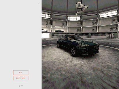 2014 Mustang Customizer- screenshot thumbnail