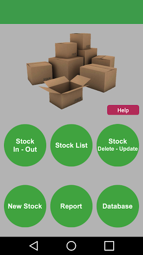 Stock Manager - Inventory Manager  screenshots 1