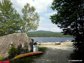 Photo: Boat launch at Stillwater State Park by Justin Lajoie