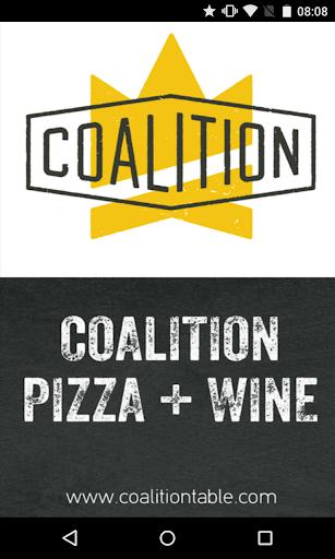Coalition Pizza + Wine