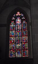Photo: Fenster im Dom zu Worms