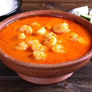 Prawns Curry.