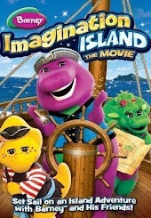 Barney Imagination Island