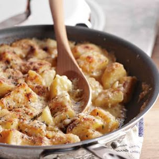 Cheesy Potato Gratin