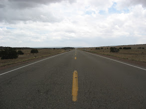 Photo: Road to Big Bend