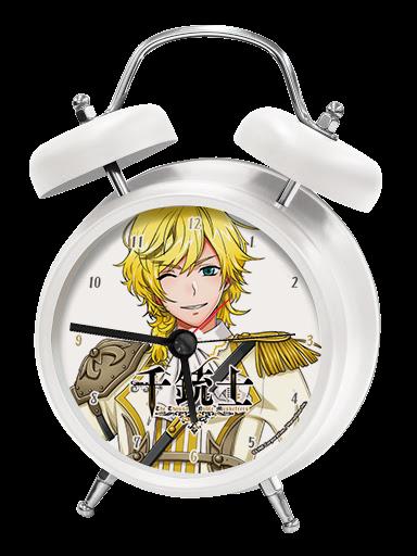 【画像】シャルルヴィル (立花慎之介さんボイス入り)目覚まし時計