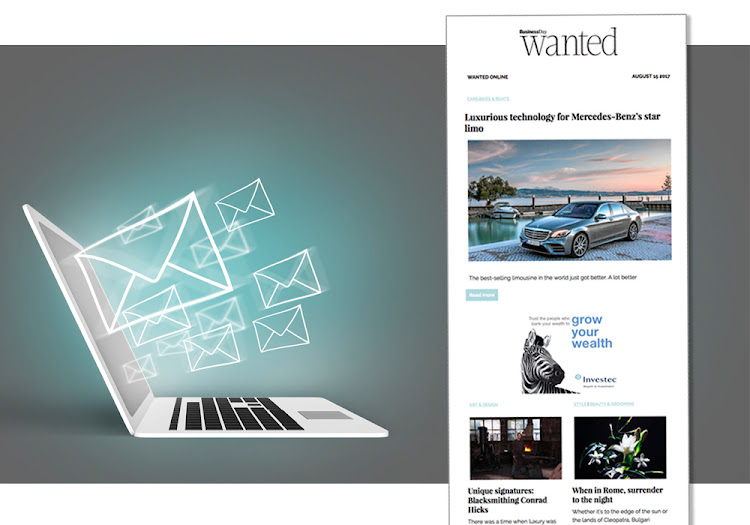 Get Wanted Online news and features in your inbox
