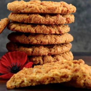 Original recipe Anzac biscuits.