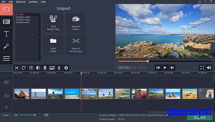 Movavi slideshow Maker Free Download